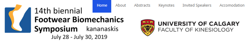 March 2019 - International Society of Biomechanics